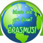 Logo Where Are You From Erasmus